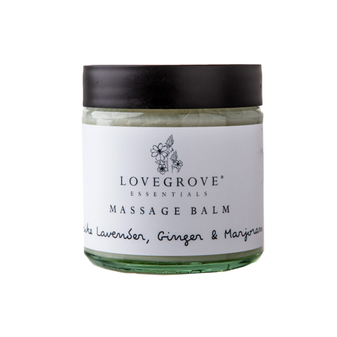 Spike Lavender, Ginger & Marjoram Massage Balm