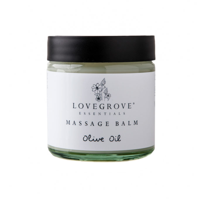 Olive Oil Massage Balm