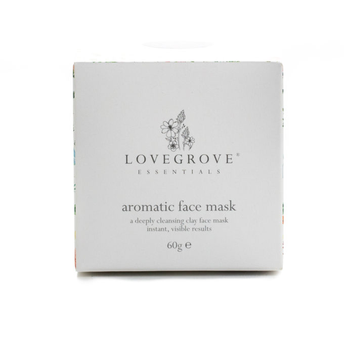 Aromatic Face Mask Box