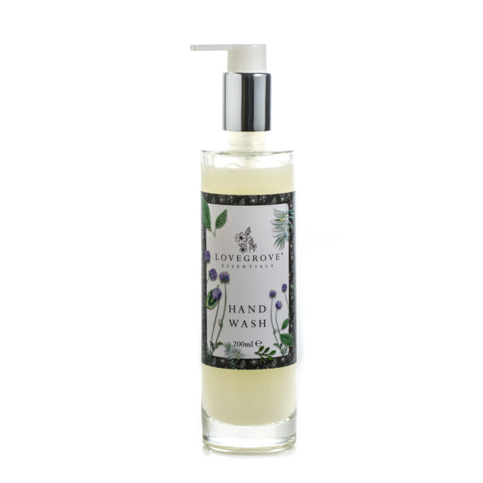 Geranium & Lemon Hand Wash