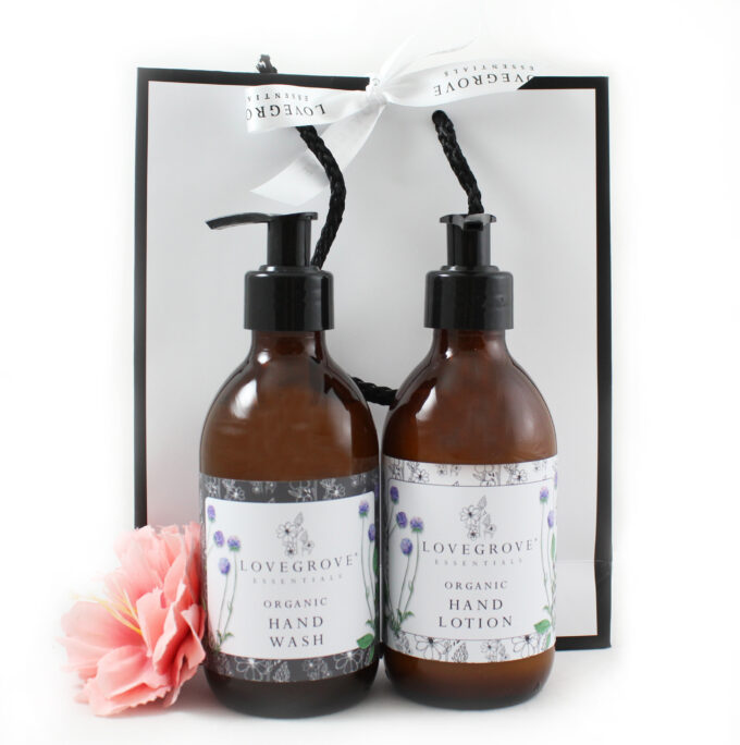 Hand Lotion Hand Wash Gift